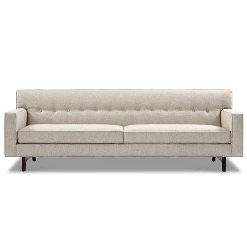 Indoor Furniture, Commercial Grade Furniture, Lux Sofa, Shopping Center Furniture, Matthew Schwam Design Solutions